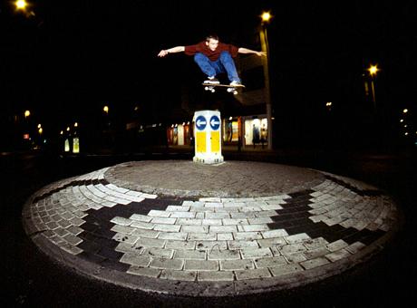 スケートボーダー