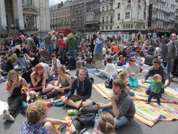 Brussels picnic