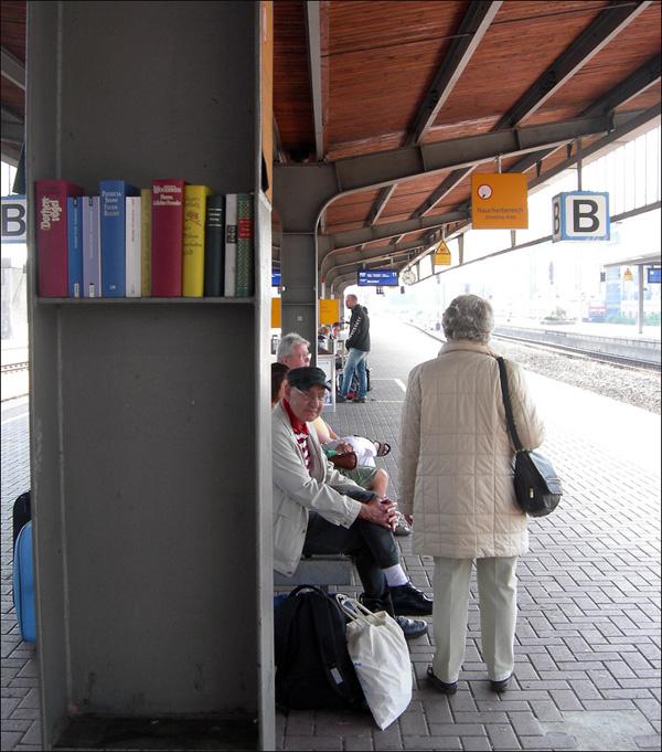dortmund bookshelf