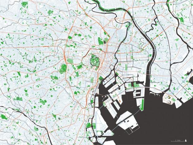 東京 都市解析ブログ