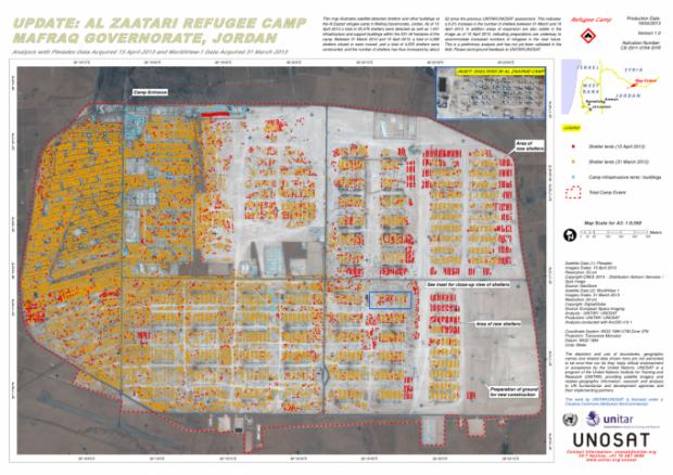 PDF(http://reliefweb.int/sites/reliefweb.int/files/resources/Update%20Al%20Zaatari%20Refugee%20Camp%20Mafraq%20Governorate%20Jordan%20as%20of%2019%20Apr%202013.pdf)