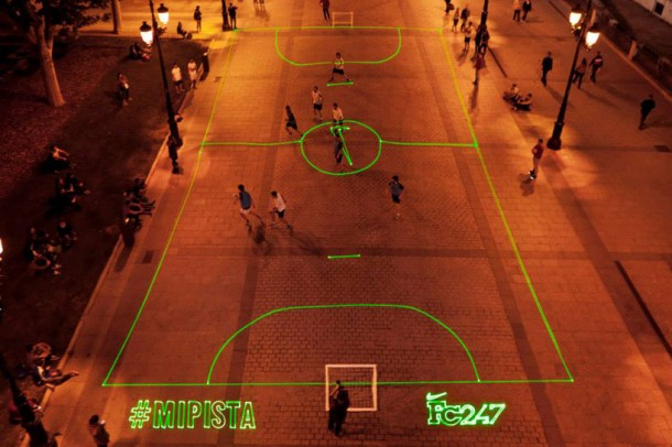 Nike Laserfield
