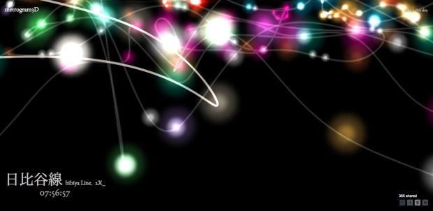 metrogram3D